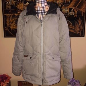Columbia Puffer Coat Size XL